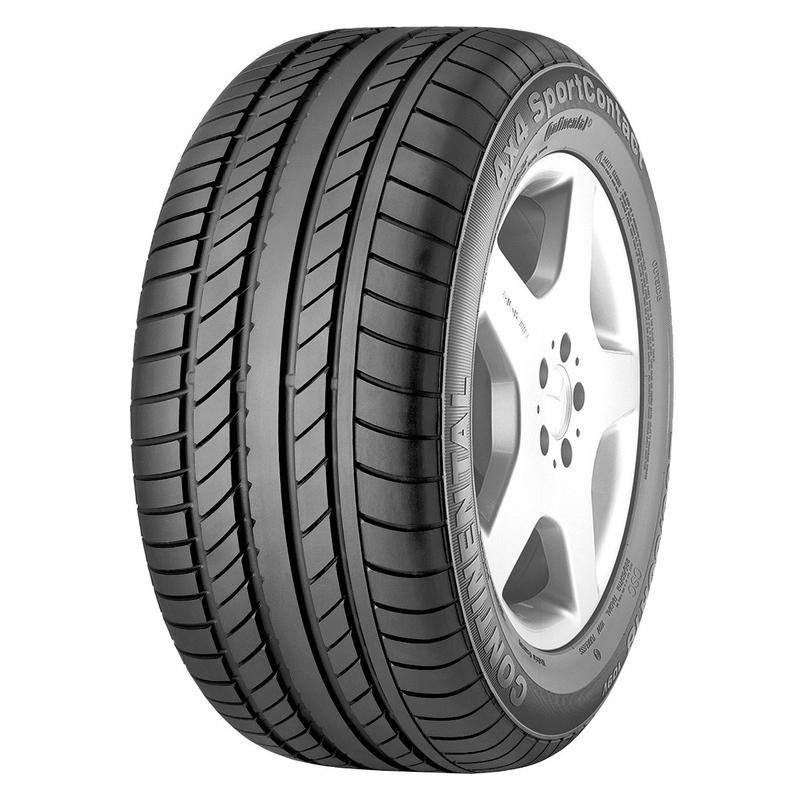 Летние шины Continental Conti 4x4 SportContact 275/40R20 XL 106Y
