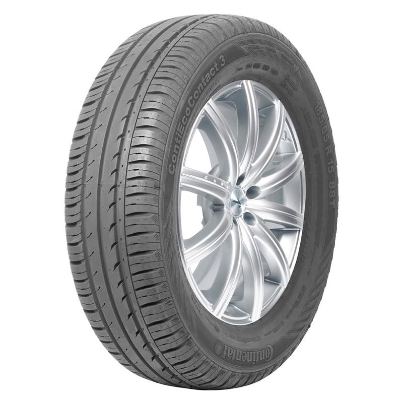 Летние шины Continental ContiEcoContact 3 165/70R14 81T