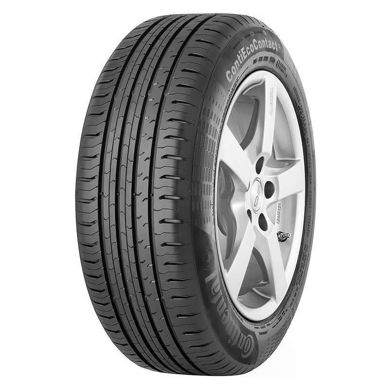 Летние шины Continental ContiEcoContact 5 195/65R15 91H