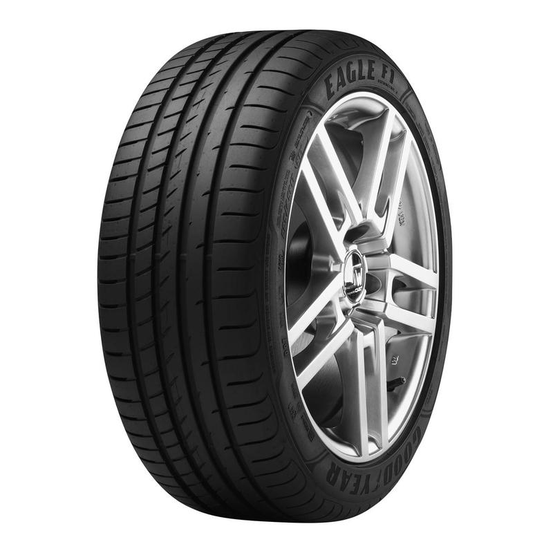 Летние шины GoodYear Eagle F1 Asymmetric 2 255/40R19 XL 100Y