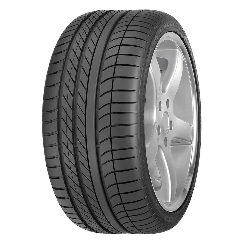 Летние шины GoodYear Eagle F1 Asymmetric 255/30R20 92Y