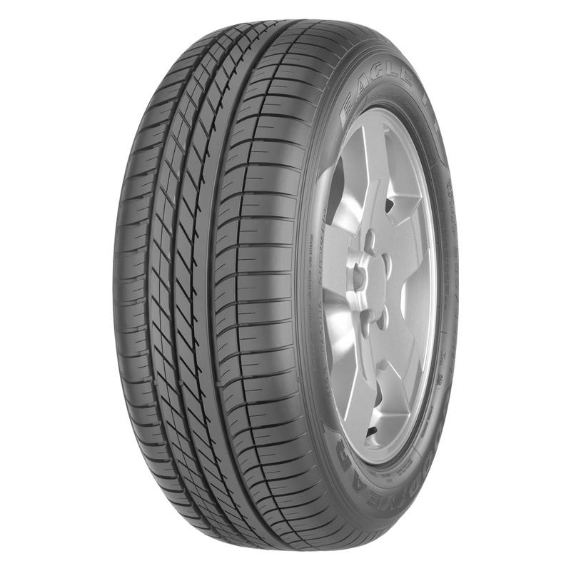 Летние шины GoodYear Eagle F1 Asymmetric SUV 275/45R20 XL 110W