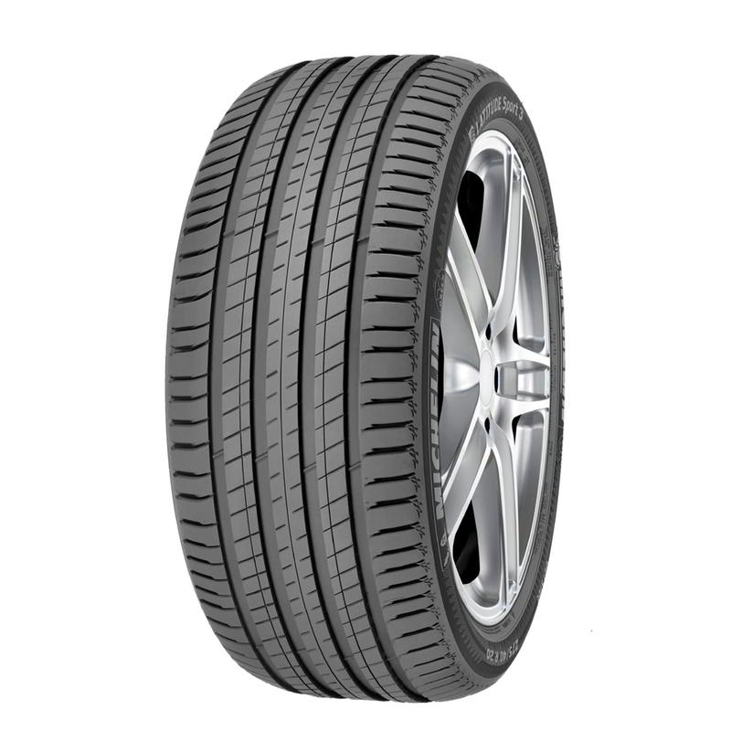 Летние шины Michelin Latitude Sport 3 235/55R18 100V