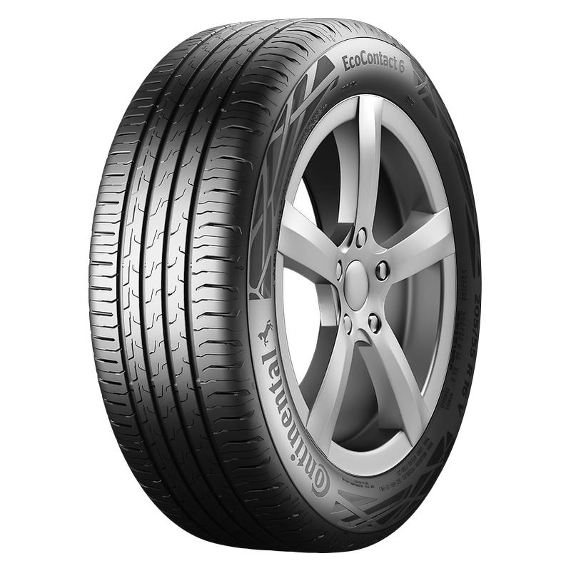 Летние шины Continental ContiEcoContact 6 185/55R15 82H