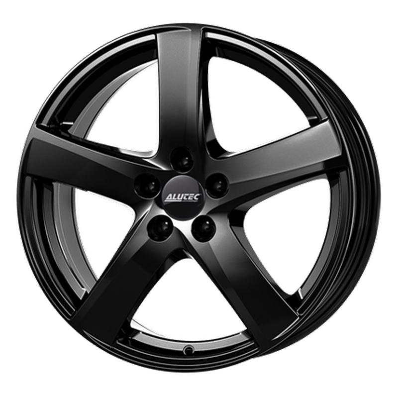 Литой колесный диск Alutec Freeze diamond black 7,5x19 5x112 ET32 D66,6