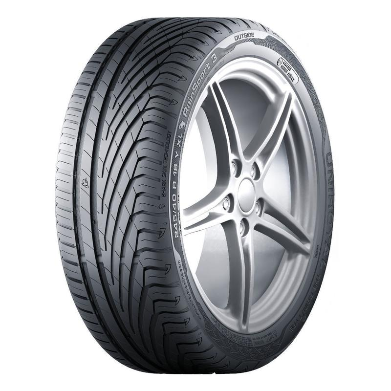 Летние шины Uniroyal RainSport 3 245/40R17 91Y