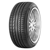Летние шины Continental ContiSportContact 5 235/55R18 100V ContiSeal